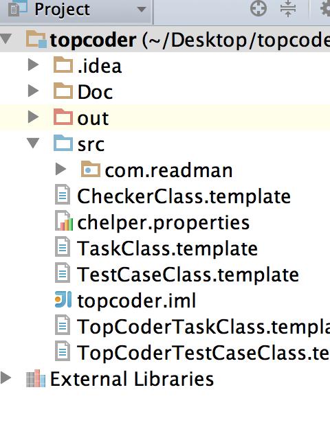 安装CHelper插件在Intellij IDEA中    书脊